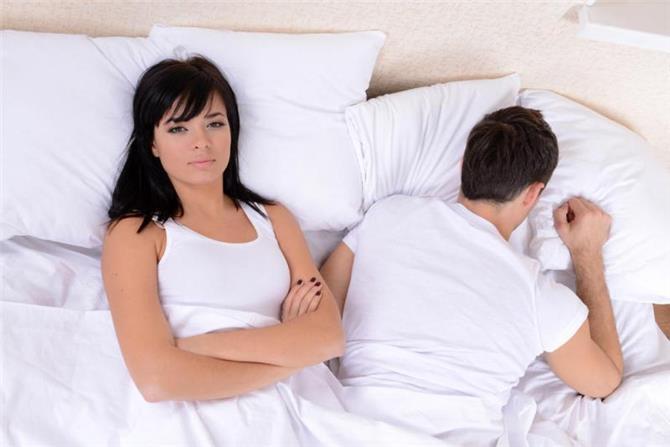 أمور تحرج الزوج أثناء العلاقة الحميمة